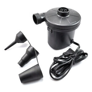 Electric Air Mattress Pump Ebay