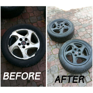 Plasti-Dipping and Detailing Services
