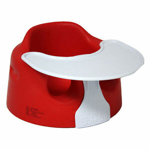 BUMBO ROUGE AVEC TABLETTE