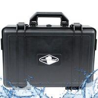 NEW Waterproof Equipment Hard Case w/ Foam Inserts Like Pelican