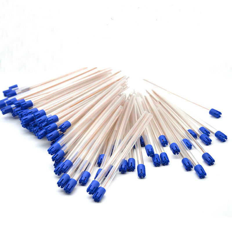 10-300pcs Dental Disposable Saliva Ejector Suction Tips Aspirator Nozzles Tube
