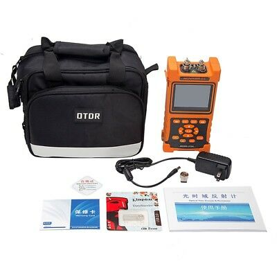 Hand-held Optical Time Domain Reflectometer Nk2000 Otdr X-