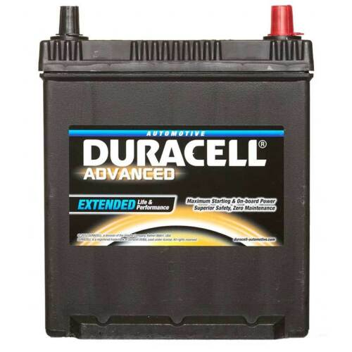 Duracell Advanced Car Battery 12V 40Ah Type 054 300CCA Sealed OEM Replacement
