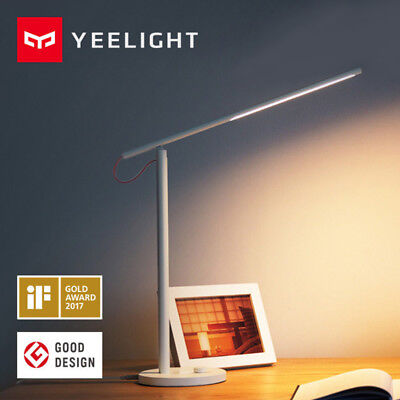 Xiaomi Mi Smart Led Desk Table Lamp For Home Office Bedroom Dimmable Night Light