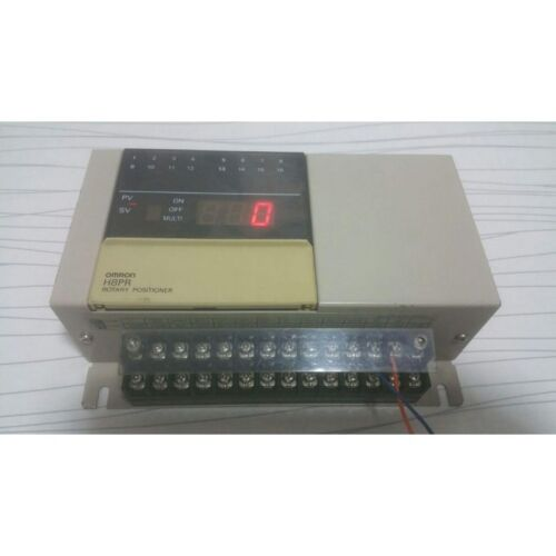 Omron H8pr-16p Rotary Positioner