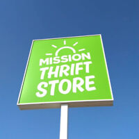 Retail Assistant-Mission Thrift Store (SEED Program)