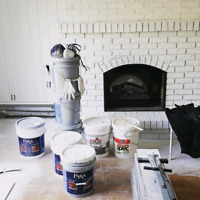 Interior and Exterior Painting Services Anywhere in the GTA
