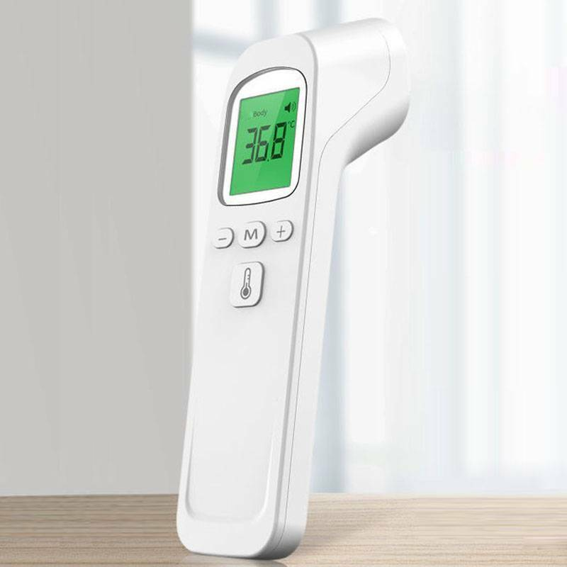 No Touch Non-Contact Forehead Ear Digital Infrared Thermomet