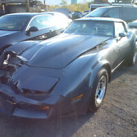1981 Chevrolet Corvette just arrived at Pic N Save!