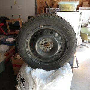 Winter Tires and Steel Rims