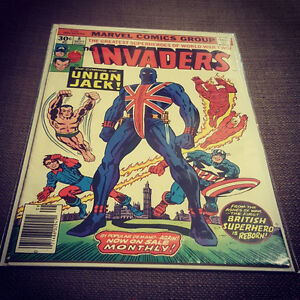 The Invaders issue #8