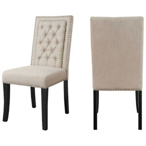 Eric Dining Chair Natural( 4 Available)(BrandNew)$85 each