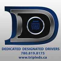Hiring Part Time Weekend Drivers - Potential for $15-$30 an hour