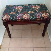 Upholstered Bench---Perfect!