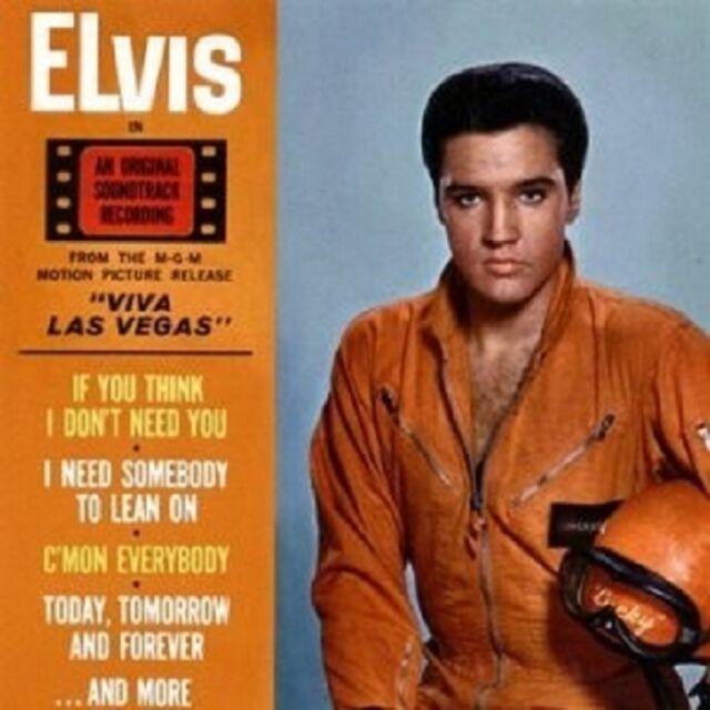 "ELVIS PRESLEY ""VIVA LAS VEGAS (TOLLE NÄCHTE...)"" CD NEU"