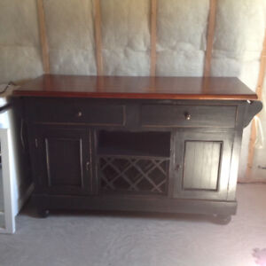 Kitchen island or buffet for sale