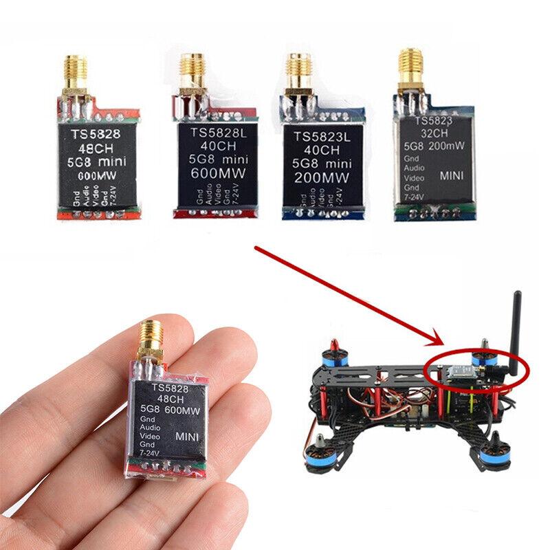 TS5823 TS5823L TS5828 TS5828L Video Sender Micro Wireless Video Transmitter