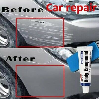 Car Scratch Repair Remover Kits Paint Body Compound Paste Touch Up Clear Remover