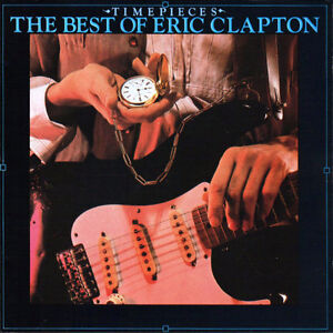 Eric Clapton-Time Pieces cd
