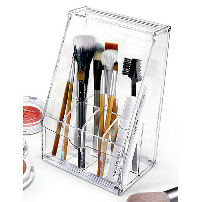 Eye Pencil Brush Strong Makeup Cosmetics Organizer Stand Beauty Saloon Make Up