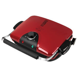 George Foreman GRP90WGR Next Grilleration Electric Nonstick Gril