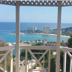 Gorgeous Views Overlooking Ocho Rios Harbour in Jamaica