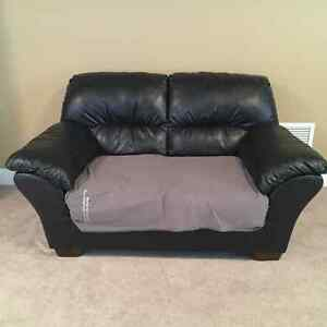 Leather Couch $50 obo