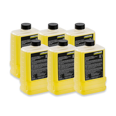 Karcher RM110 Water Softener Protector HDS 6/12 HDS 7/10 HDS10/20 BOX of 6 x 1L