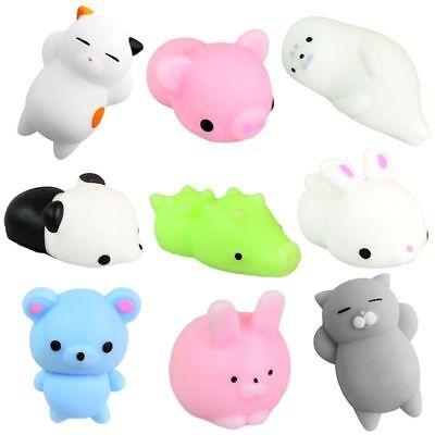 Squishies Silikon Squeeze Soft Mini Squishy süß Toy Handyschmuck Anti-stress NEU ()