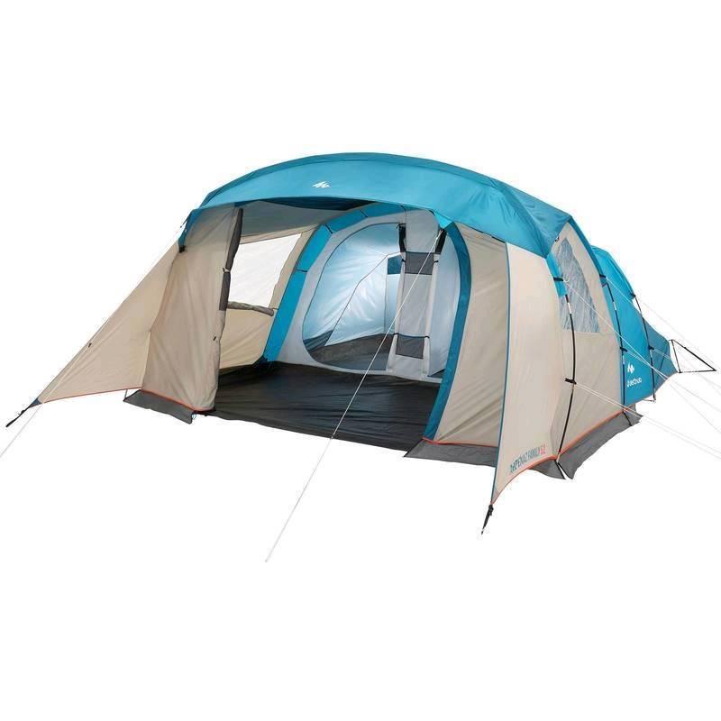 5 person tent, Quechua Arpenaz Family 5.2