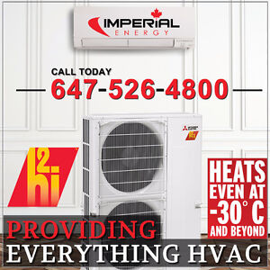 DUCTLESS SPLIT HEAT PUMP | ZUBA CENTRAL | AIR CONDITIONERS | HRV