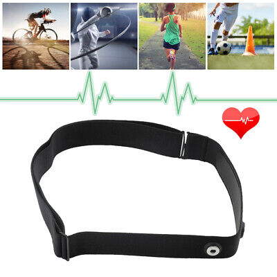 Bluetooth 4.0Fitness Wireless Heart Rate Monitor Sensor Chest Strap Belt Outdoor (Bluetooth Heart)