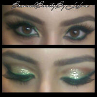 Mobile Makeup and Hair *certifird* artist at affordable prices!