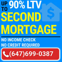 Fast Second Mortgage Equity Loans - No Income or Credit Needed