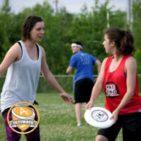 Thursday Beginner Women's Ultimate League - No experience needed