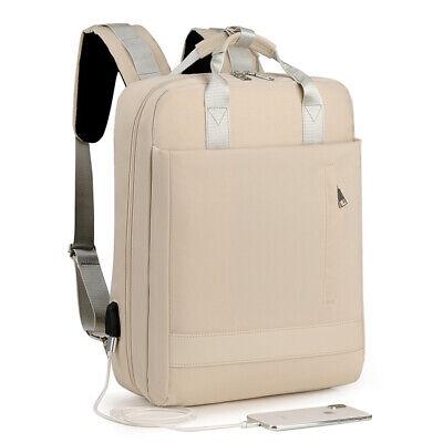 Waterproof Travel Bag Laptop Backpack Computer Notebook School Bag 15.4 15.6inch