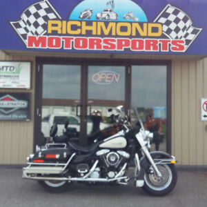 1993 Harley Electra Glide Police Special !