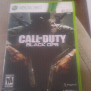 Call of duty black ops for Xbox 360