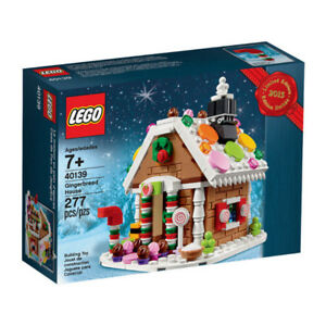 LEGO 40139 Holiday Gingerbread House Limited Edition 2015