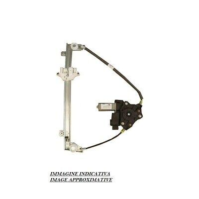 Ventana Electrica Delantero dx para Fiat Multipla 1998 IN Entonces 4 Puertas