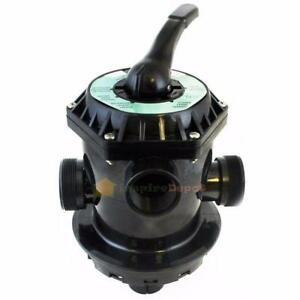 Swimming Pool In Ground & Above ground Pool Filter 6 Way Valve- Brand new - FREE SHIPPING