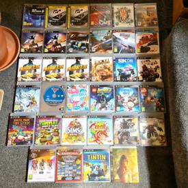 PS3 games&accessories 4sale/Scart to 3 Phono Socket Adaptors 4sale