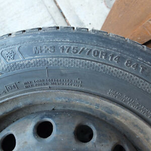 Kumho 175 70R14 84T All Weather