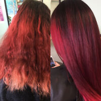 HAIR COLOUR AND HIGHLIGHT SPECIALS FOR NEW CLIENTS