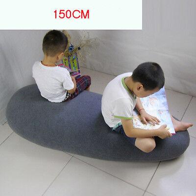 New Stones Shape Chair Pillow Bed Bean Bag Cushion Home Decor Kid Accompany Gift