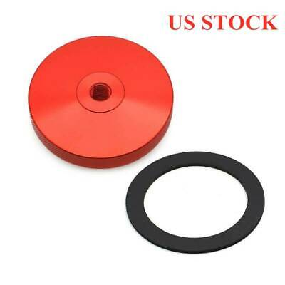Extended Run Fuel Cap Seal Set For Honda Eu3000is Eu6500is 7000is Generator Red