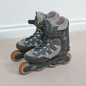Ascent K2 Softboot Carbon In-line Skates Rollerblades