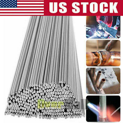 2050100pc Aluminum Solution Welding Flux-cored Rods Wire Brazing Rod 2mm1.6mm