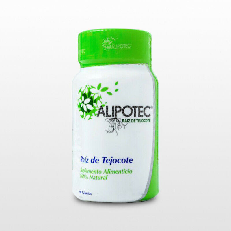 alip RAIZ DE TEJOCOTE ROot weigth loss 100% NATURAL supply DIET capsulas