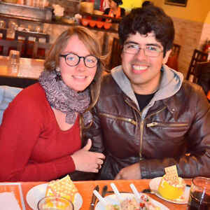 Lovely couple looking for apartment in Montreal